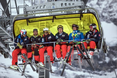 Norway Ski Team